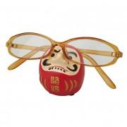 日本 達摩 造型 眼鏡座 擺設 裝飾 眼鏡收納