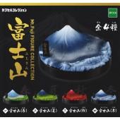 日本 富士山 春夏秋冬 場景擺設 ( 4件裝 )
