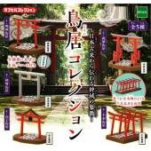 日本 迷你 神社 鳥居 擺設 ( 5款裝 )