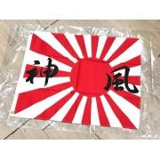 日本國旗布質太陽旗( 神風 / 特攻)