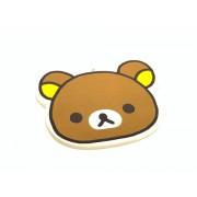 日本 鬆弛熊 RILAKKUMA 龜山八幡宮 神社 交通安全 掛飾 許願 招福 木牌