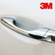 日本製 3M 汽車用車門手抽拉手位防花貼紙 透明 PPF