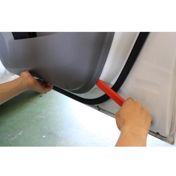 日本 AMON 汽車用DIY裝拆改裝門板音響內飾件中控台工具