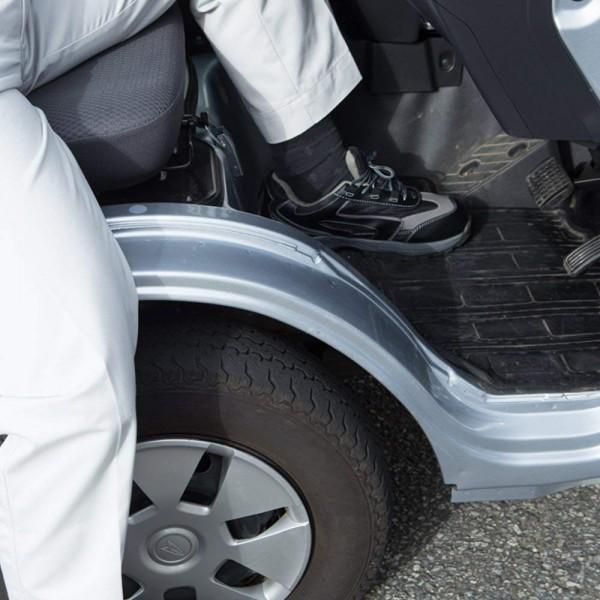 日本 AMON 汽車用門邊腳踏板透明防花貼