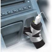 日本 BAL 汽車用求生救生鎚USB充電筒點煙器