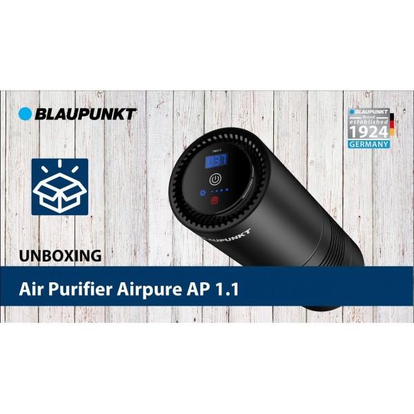 德國 Blaupunkt Air Purifier AP 1.1 汽車用家用USB空氣靜化機空氣清新機