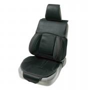 日本 BONFORM 汽車用超舒適透氣網質護腰椅套