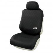 日本 BONFORM 汽車用快吸汗速乾防污椅墊座椅套坐椅套 ( 可洗 )