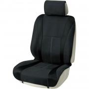 日本 BONFORM 汽車用前座防汗味消臭椅套