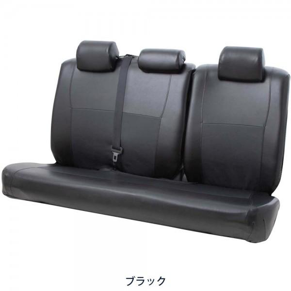 日本 BONFORM 汽車用後座後排乘客位三座3座坐椅套座椅套6:4 RAV4 50系 FREED GB5 PRIUS 50系