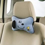 日本 BONFORM 汽車用SHOOPY側面圖形頸抌