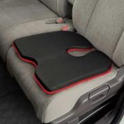 日本 BONFORM 汽車用坐墊座墊加高墊坐椅墊座椅墊透氣墊辦公室