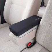 日本 BONFORM X PHITEN 汽車用車內加厚扶手墊手墊舒適墊