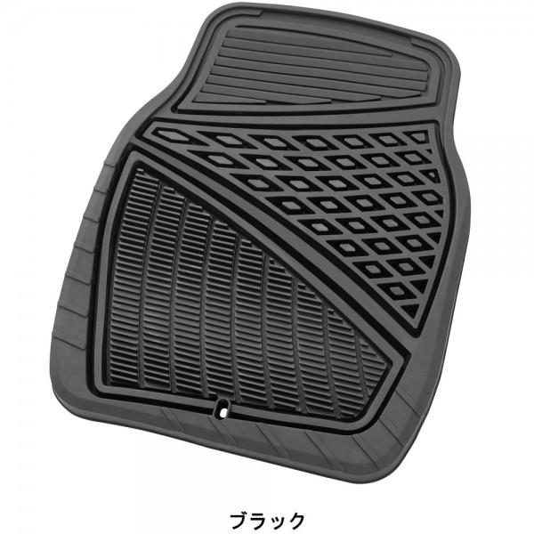 日本 BONFORM 汽車用立體厚身防水防污地膠地毯前後後座司機位乘客位