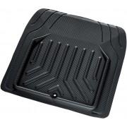 日本 BONFORM 汽車用車內碳纖可剪裁防水防污後座地膠地毯