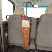 日本 BONFORM 汽車用 貓仔 家貓 小貓 椅背雨傘袋遮袋收納袋