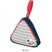 日本 BONFORM 米奇老鼠 MICKEY MOUSE 米尼 汽車用椅背多用途多功能雜物袋收納袋三角袋