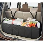 日本 BONFORM 汽車用尾箱袋座椅收納袋雜物箱可摺可分隔