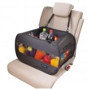 日本 BONFORM 汽車用可摺疊座椅尾箱雜物袋
