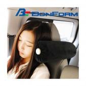 韓國 BONFORM 汽車用二合一頸枕旅行睡枕