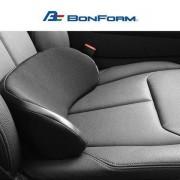日本 BONFORM 汽車用盆腰墊腰枕