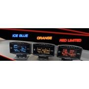 泰國 CAG STANDALONE OBD2 HUD 汽車用 抬頭顯示器 車速 轉速 電壓 TURBO 水溫 ( 3色可選 )