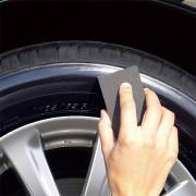 日本製 CARALL 汽車用輪胎亮黑保護劑