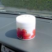 日本製 CARALL 圓罐固體香水