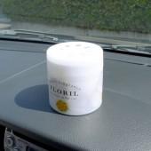 日本製 CARALL 圓罐固體香水- 天使蜜果
