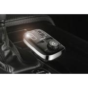 韓國 CAREX 汽車FM音樂播放器藍牙免提USB車充手機充電器