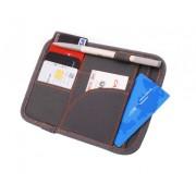 韓國 CAREX 汽車用太陽擋板收納袋筆袋咭片套雜物袋