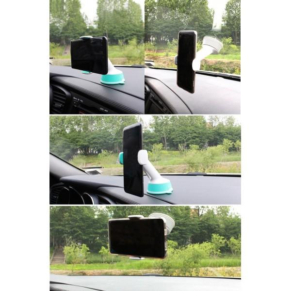 韓國 CAREX 汽車用錶台手機座