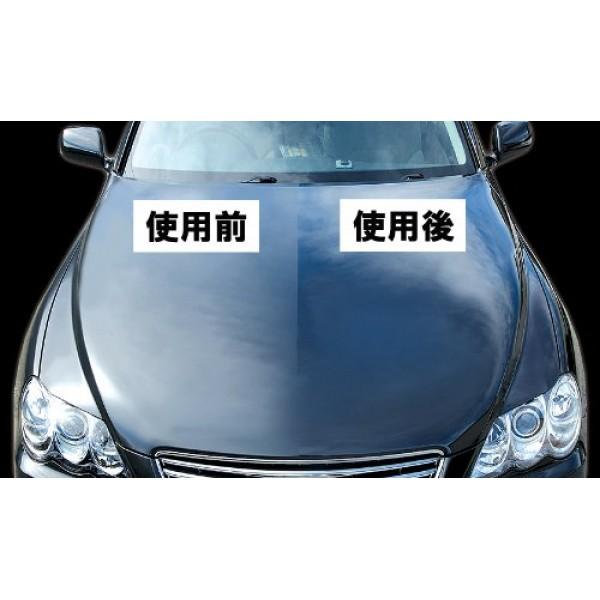 日本 CARMATE 汽車用深層清潔舊車翻新復活套裝