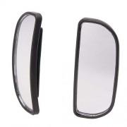 日本 CARAMTE 汽車倒後鏡專用盲點鏡廣角鏡中鏡附加鏡