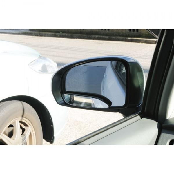 日本 CARMATE 汽車用汽車倒後鏡專用盲點鏡廣角鏡中鏡附加鏡長型鏡