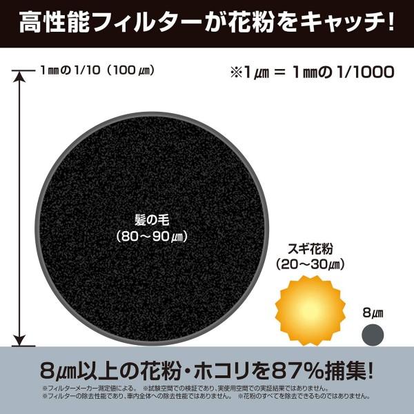 日本 CARAMTE DR. DEO 汽車用杯架型本型空氣靜化機空氣清新機除菌消臭