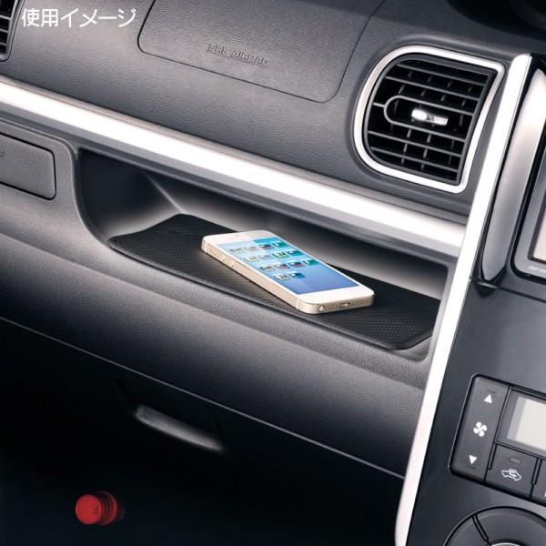 日本製 CARMATE 汽車用車內碳纖紋防滑墊
