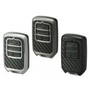 日本 CARMATE HONDA 本田車汽車用車匙套智能鑰碳纖紋匙蓋 ( 3色可選 )