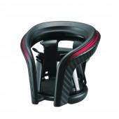 日本 CARMATE 汽車用紅邊碳纖風口杯架