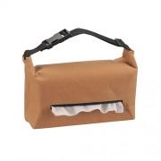 日本 CARMATE 汽車用紙皮款椅背紙巾袋紙巾盒