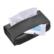 日本 CARMATE 汽車用頭枕椅背扶手紙巾袋收納袋