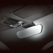 日本 CARMATE CF-8 汽車用超輕量碳纖框加闊倒後鏡中鏡盲點鏡