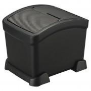 日本製 CARMATE 汽車用碳纖紋車內中座垃圾桶雜物箱收納箱