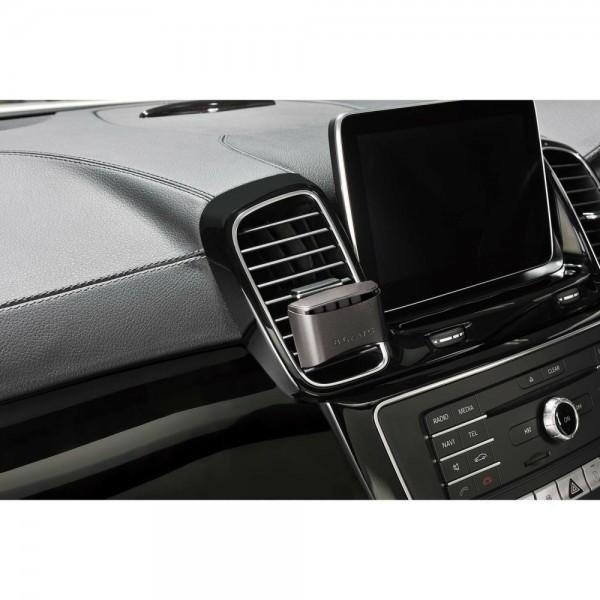 日本 CARMATE BLANG 汽車用銀灰色出風口香水香薰香味除臭 --- 白麝香