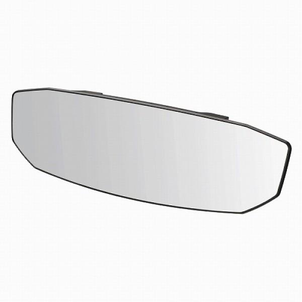 日本 CARMATE 汽車用黑邊鑽石型高反射倒後鏡