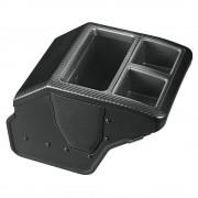 日本 CARMATE 豐田 TOYOTA HIACE 200系專用馬鞍雜物箱收納箱杯架垃圾桶