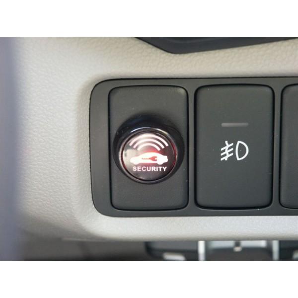 日本 CARMATE 汽車用太陽能LED防盜燈裝飾燈閃燈