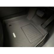 日本 CLAZZIO 豐田 TOYOTA RAV4 50系 汽車用全車地膠地毯防水防污司機位乘客位