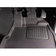 日本 CLAZZIO 本田 STEPWGN SPADA RP1 RP3 專用全車7座8座防水防污地膠地毯---黑色