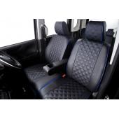 日本 CLAZZIO 本田 STEPWGN SPADA PR1 RP3 全車椅套仿皮格仔 ( 訂貨 )